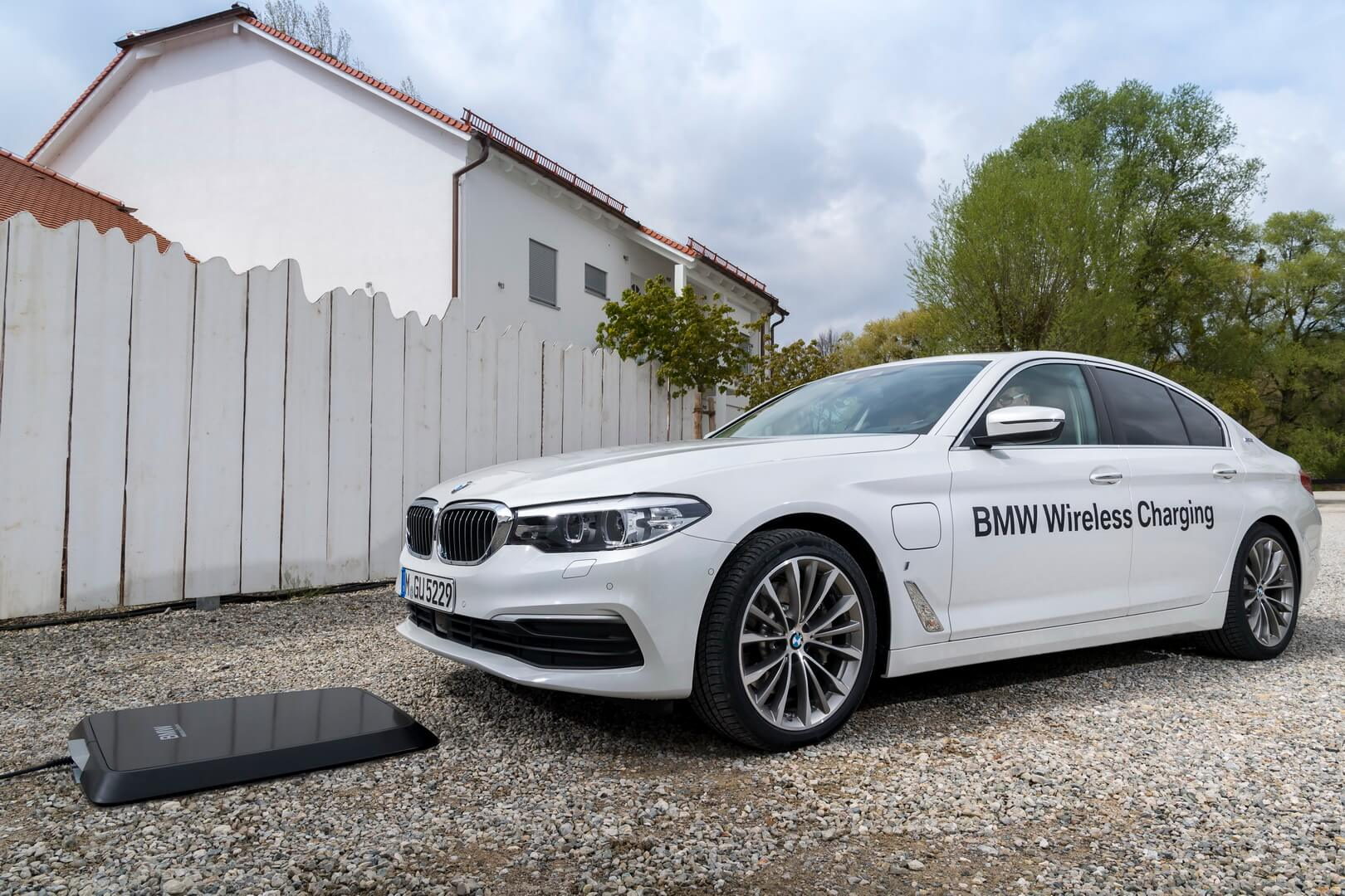 BMW 530e Iperformance-exterior-4