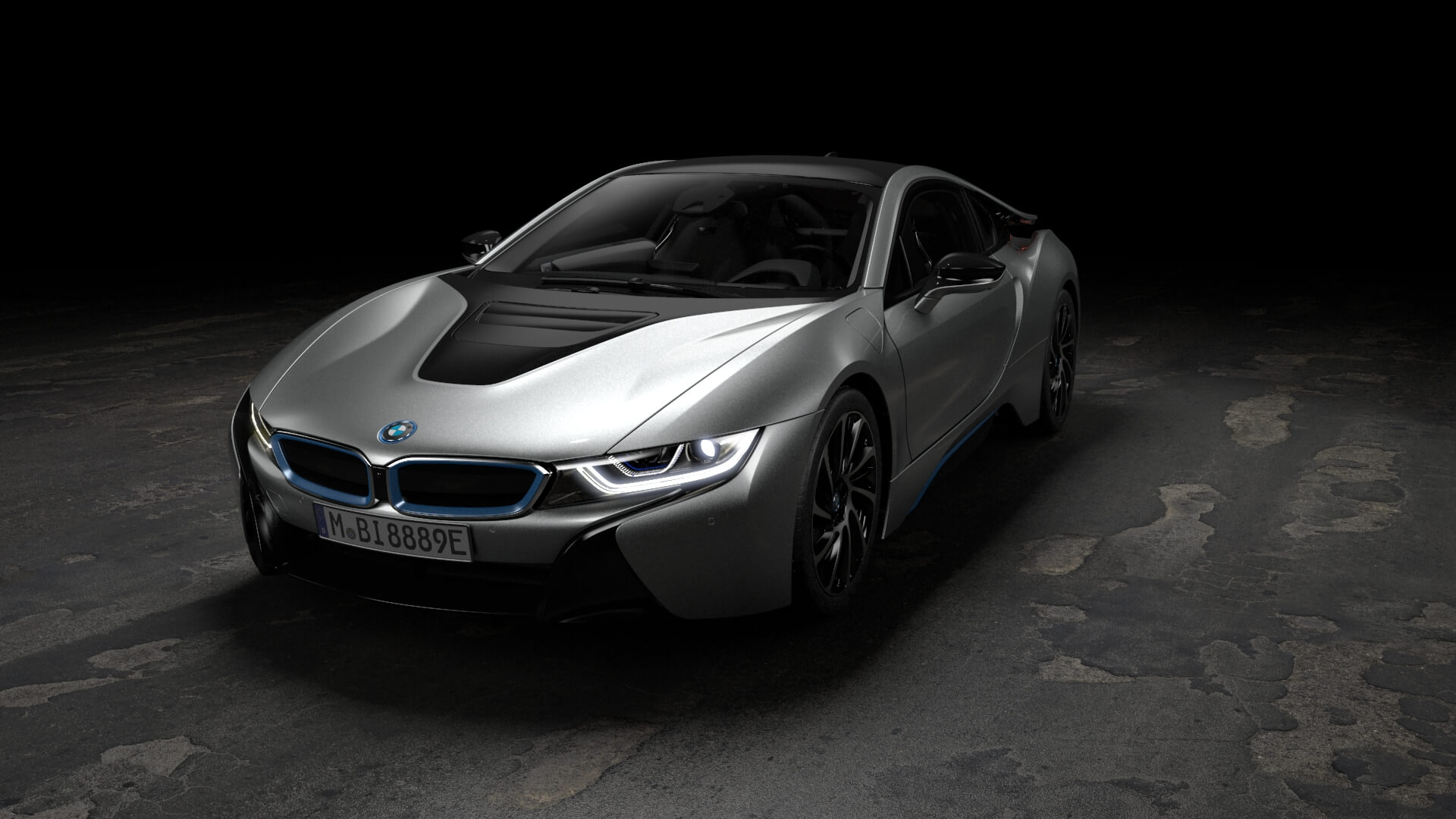 BMW i8 Сoupe 2018-exterior-0