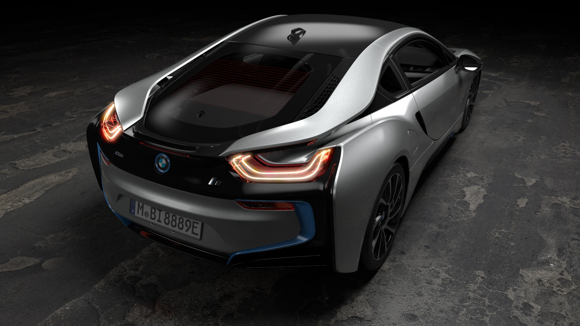 BMW i8 Сoupe 2018-exterior-1