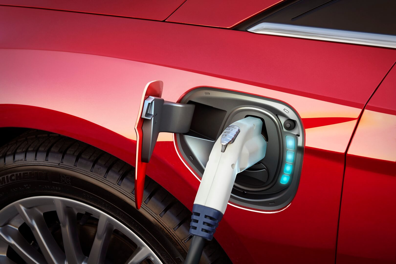 Ford Focus Electric 34kwh-exterior-10