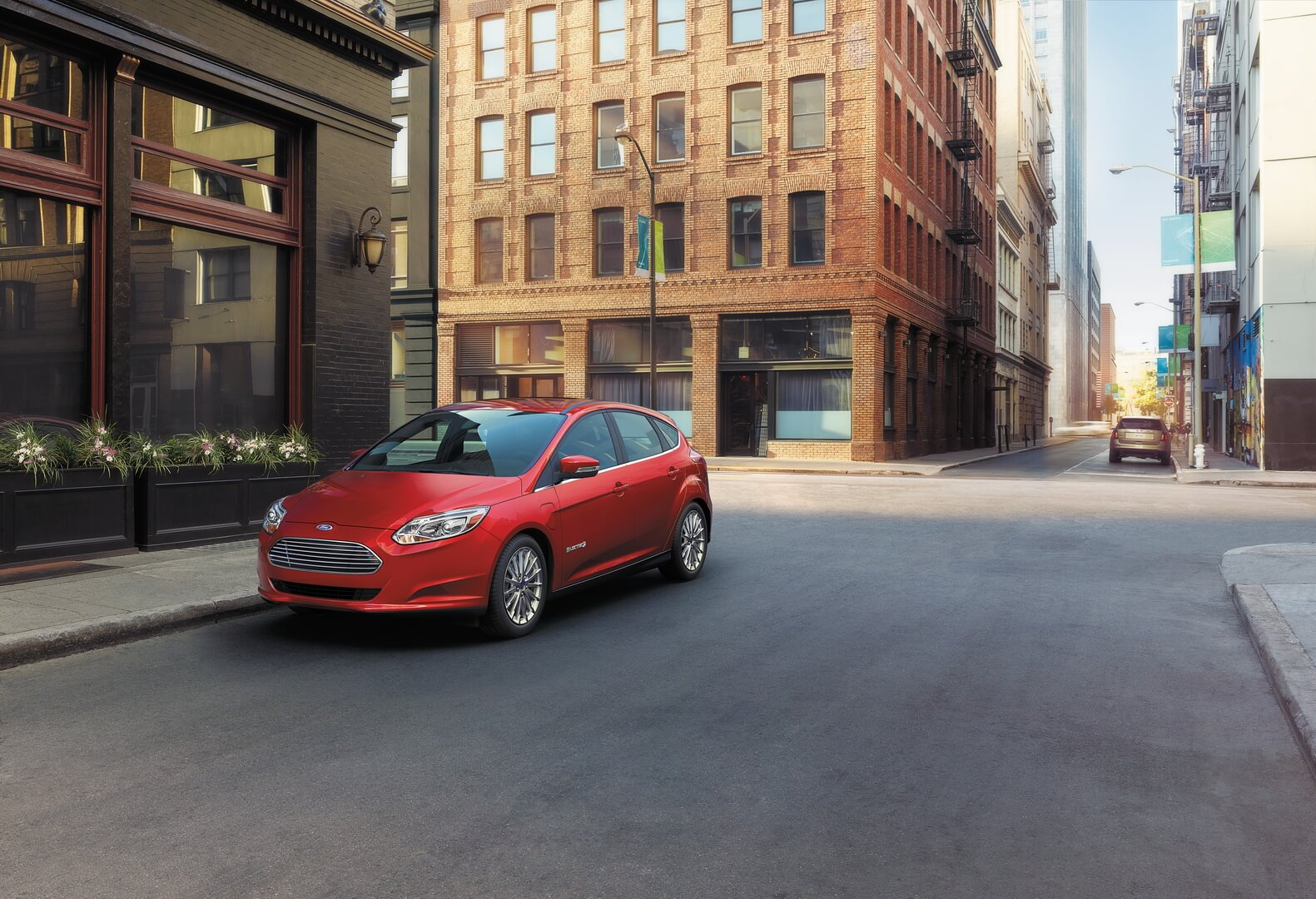 Ford Focus Electric 34kwh-exterior-6