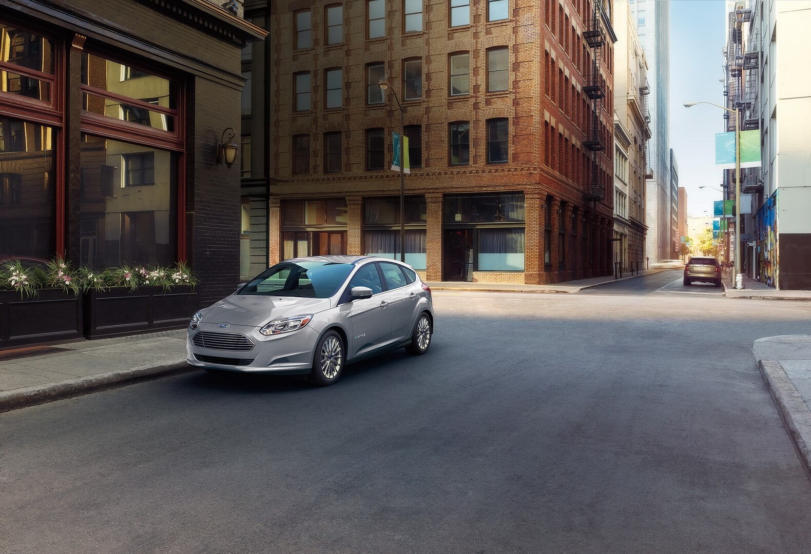 Ford Focus Electric 34kwh-exterior-5