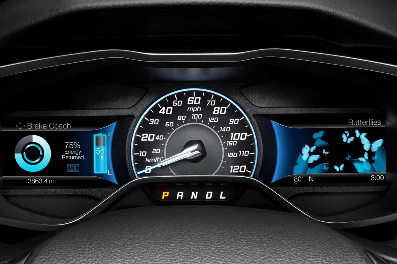 Ford Focus Electric 34kwh-interior-2