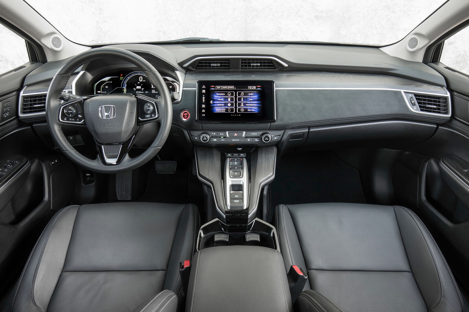 Honda Clarity PHEV-interior-9