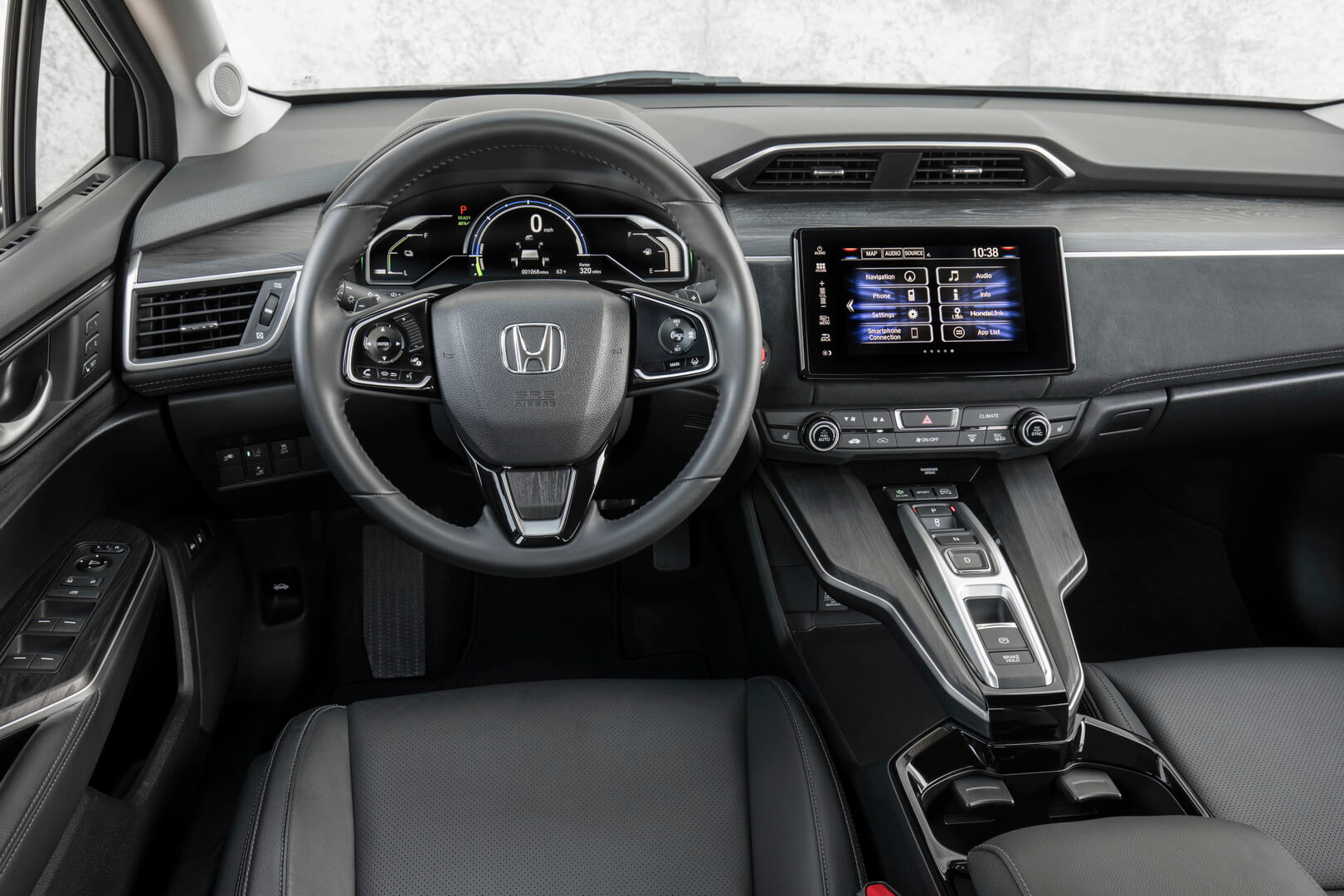 Honda Clarity PHEV-interior-8