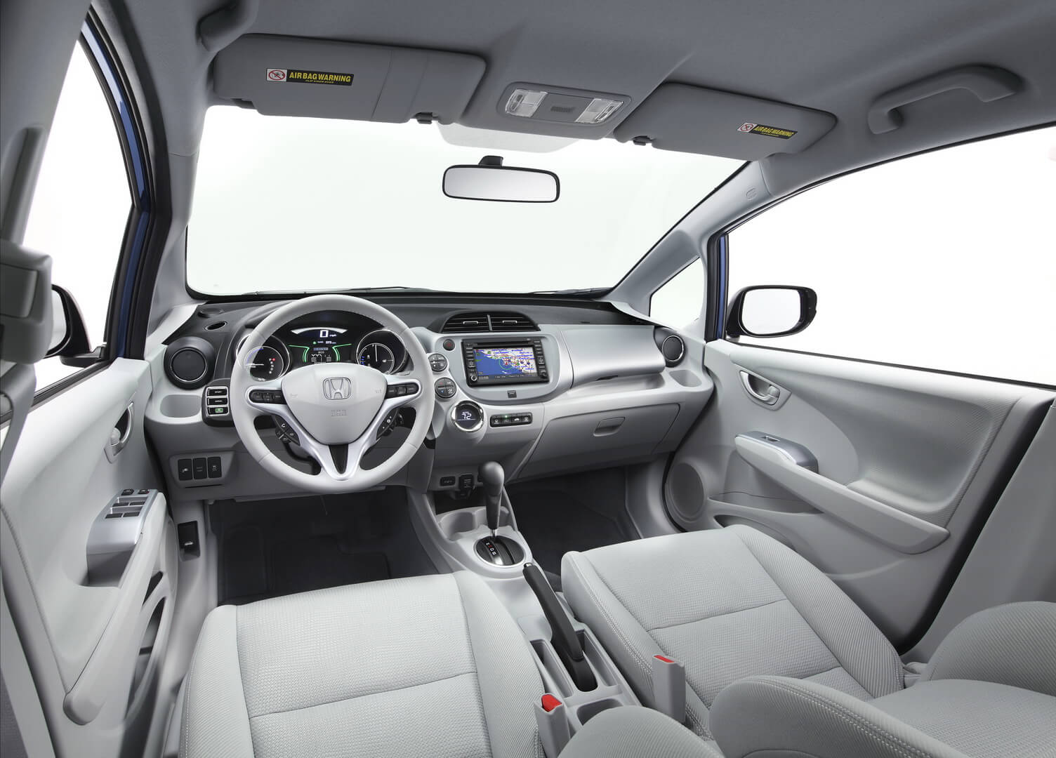 Honda Fit EV-interior-0