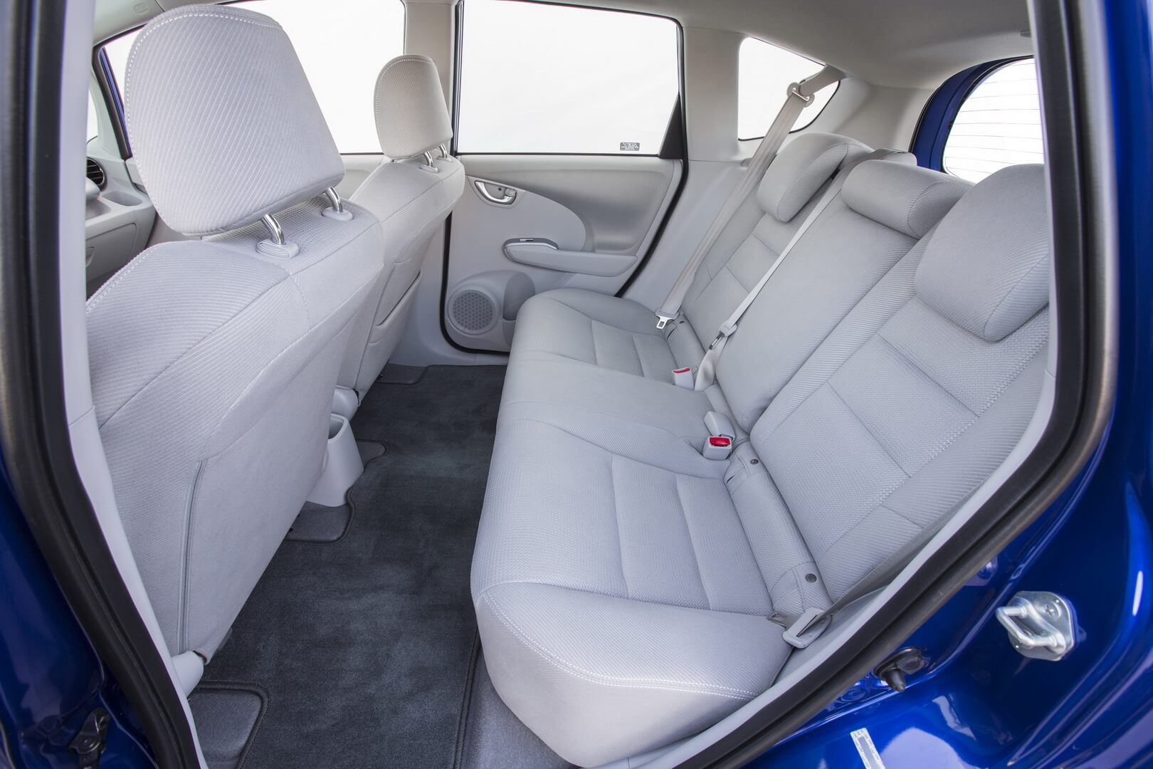 Honda Fit EV-interior-28