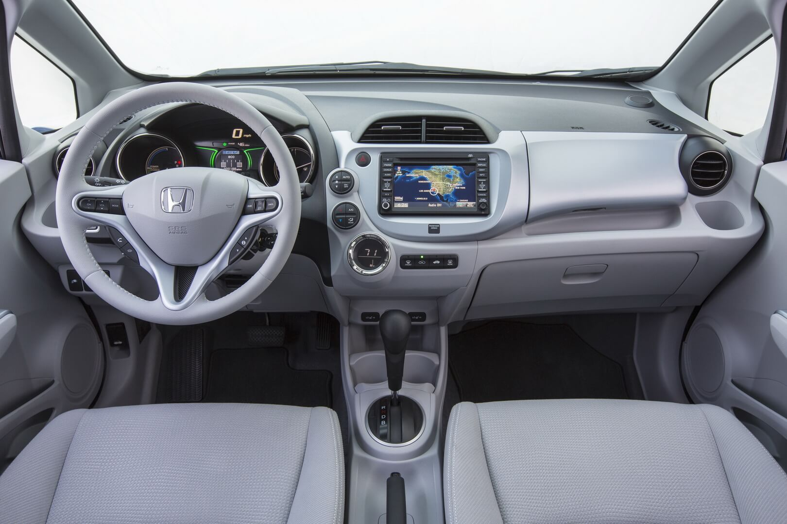 Honda Fit EV-interior-27