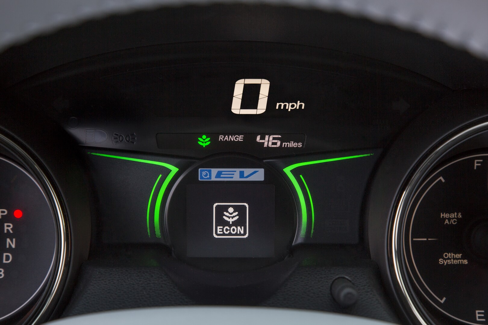 Honda Fit EV-interior-12