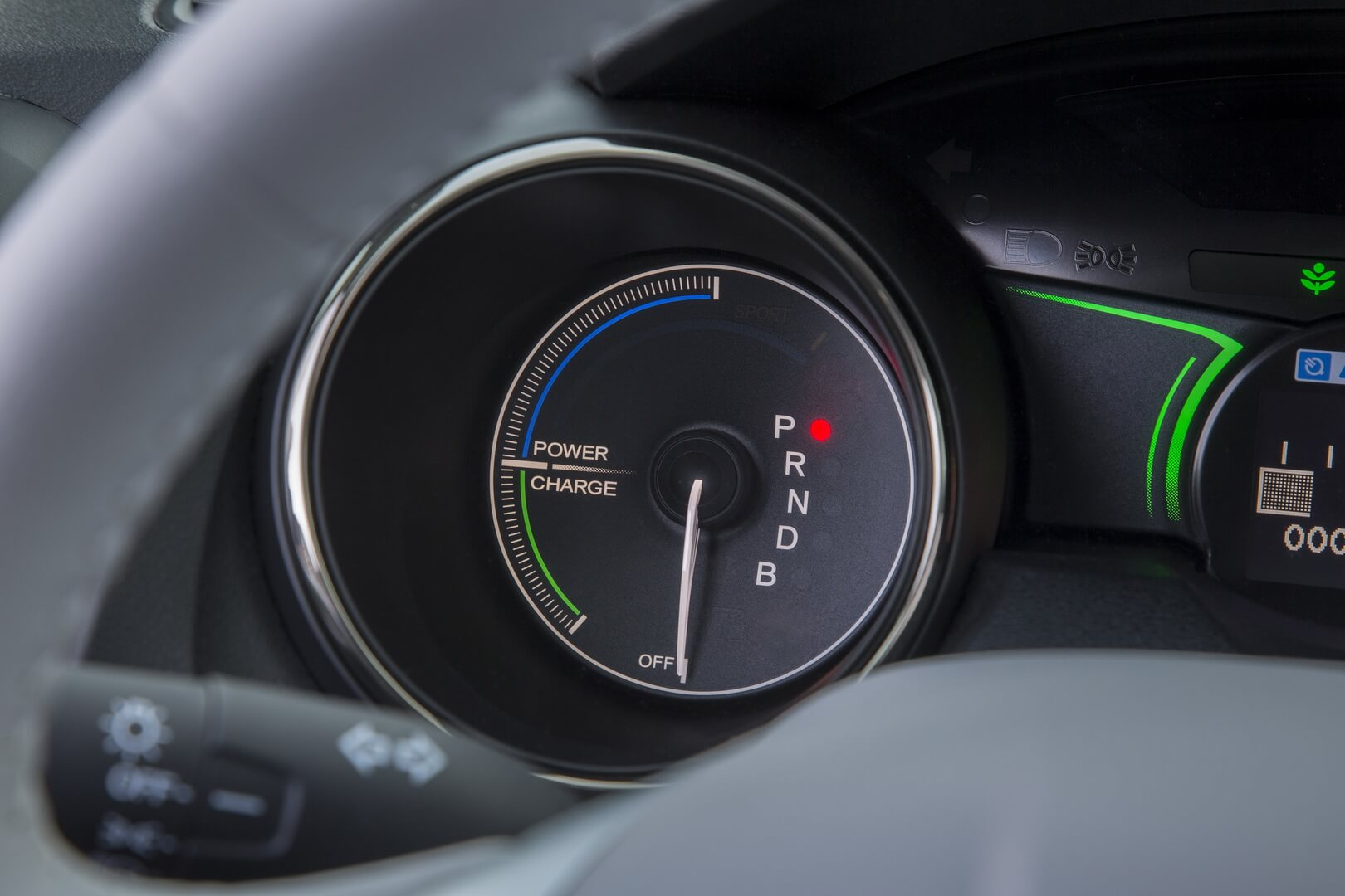 Honda Fit EV-interior-9