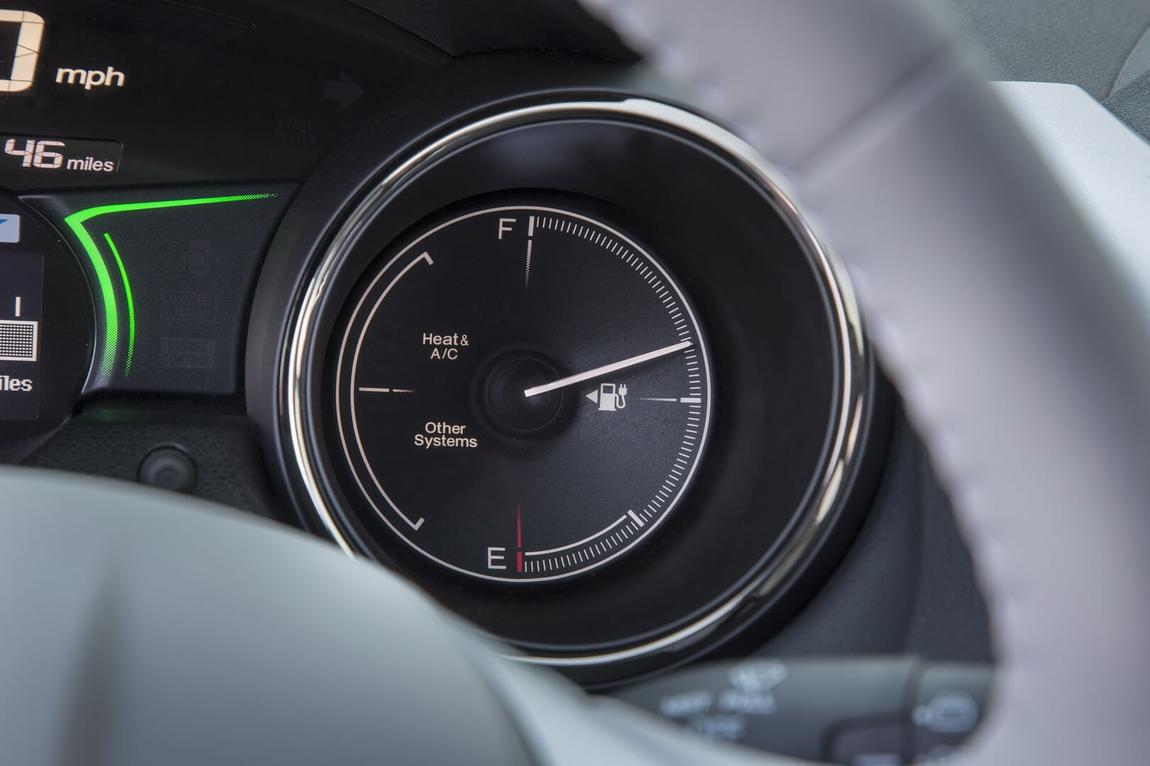 Honda Fit EV-interior-8