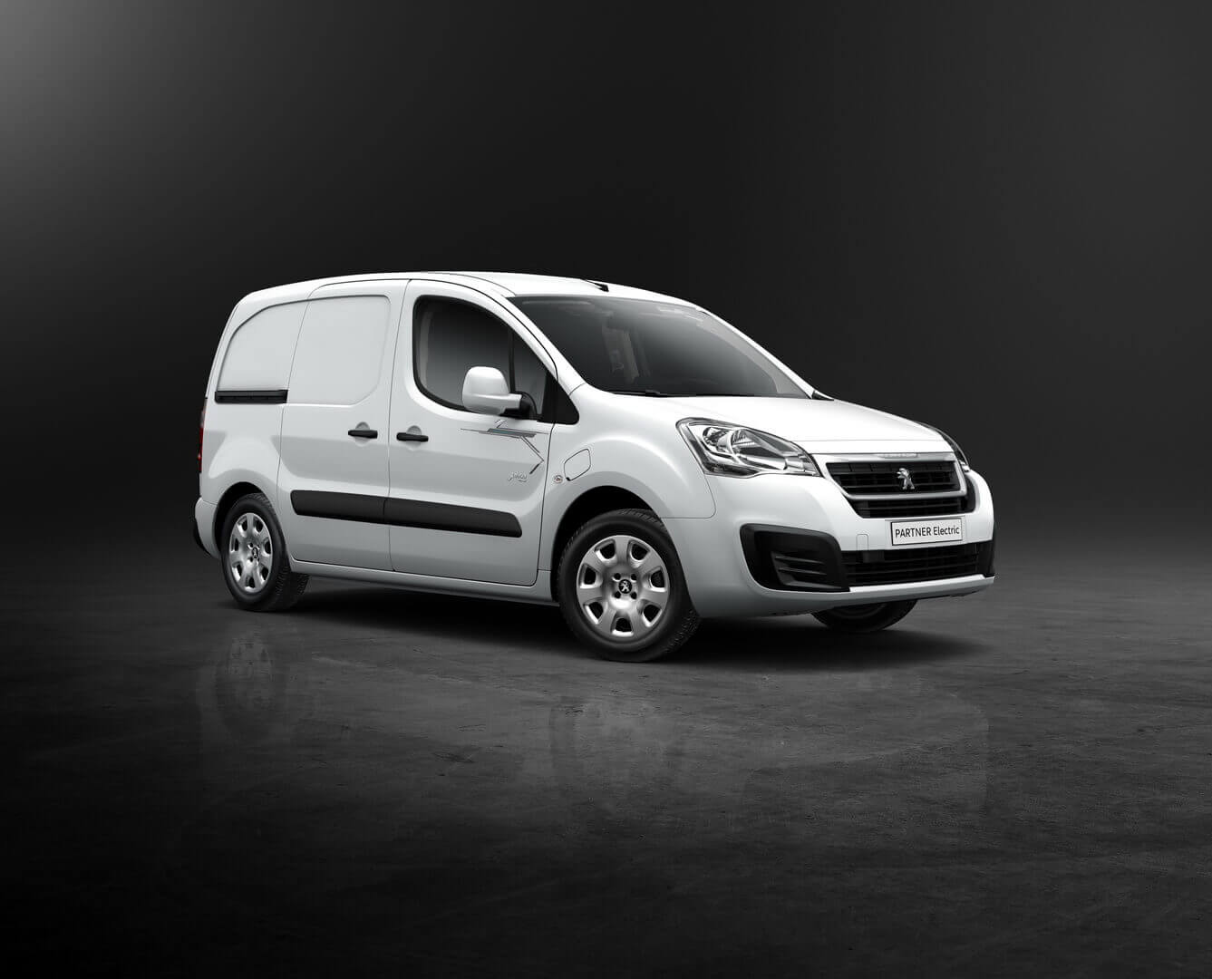 Peugeot Partner Electric-exterior-1