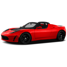 Tesla Roadster Upgrade 80kwh 2016