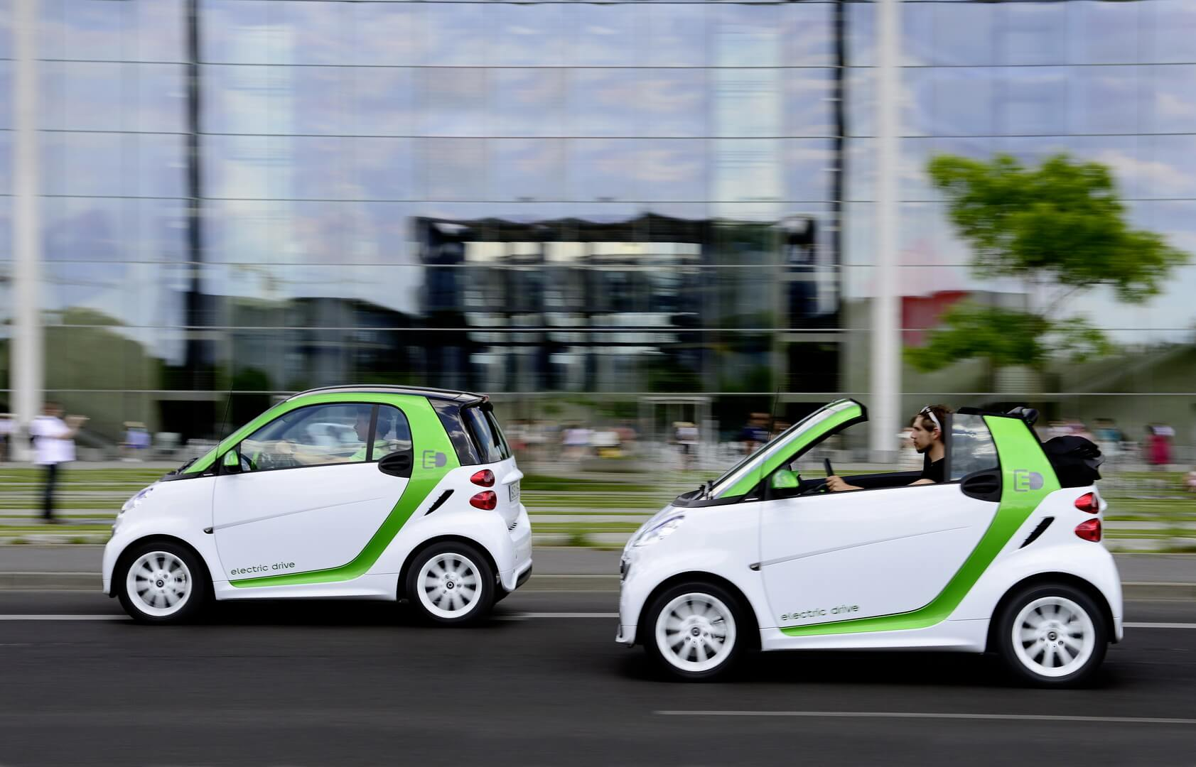 Smart Fortwo Electric Drive 2012-exterior-4