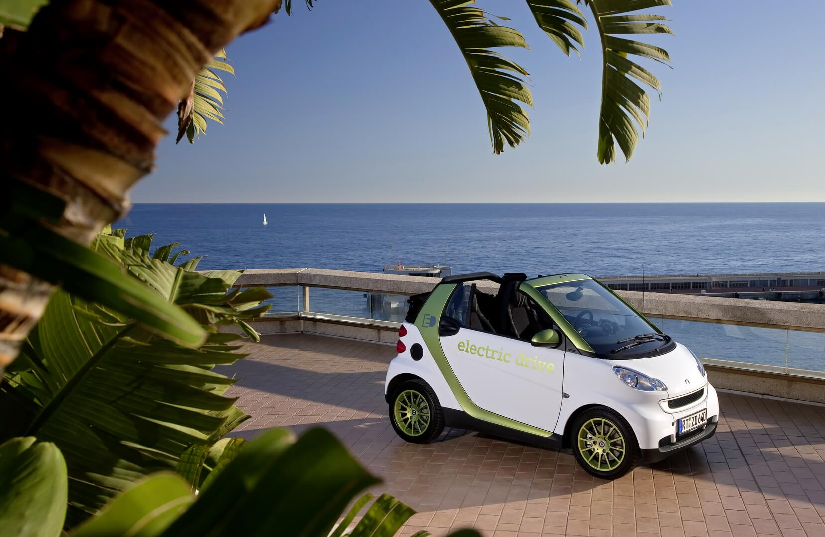 Smart Fortwo Electric Drive 2012-exterior-6