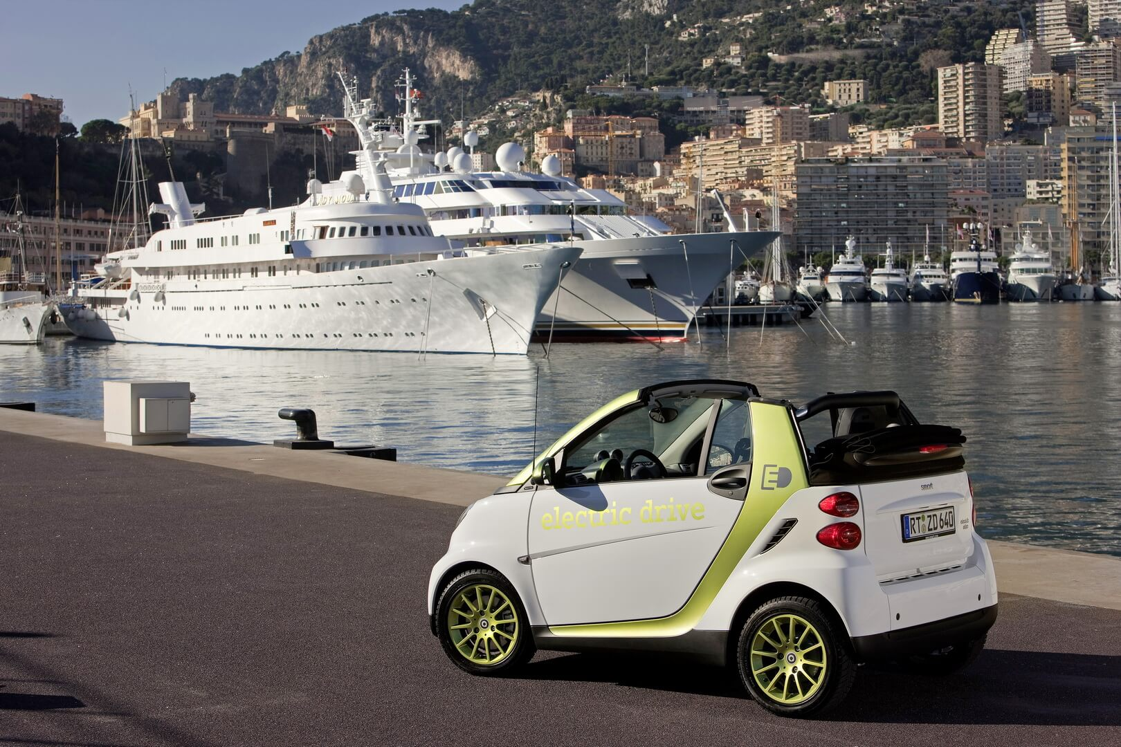 Smart Fortwo Electric Drive 2012-exterior-8