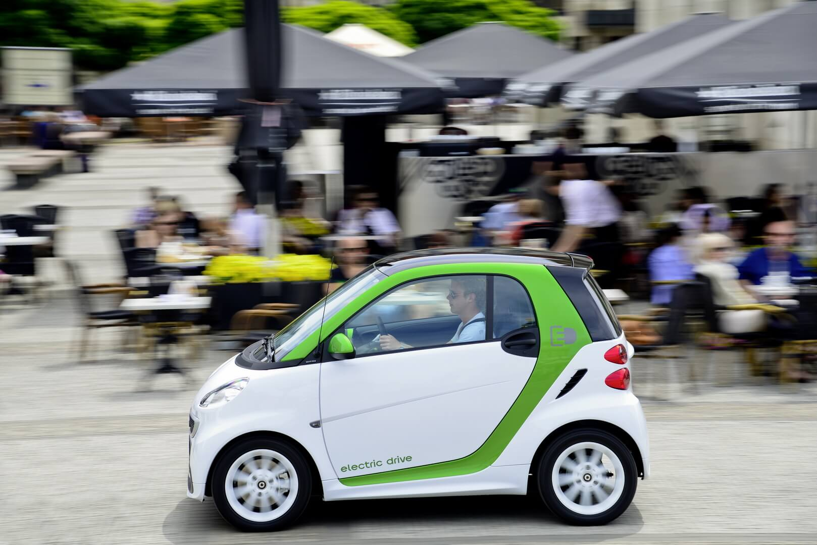 Smart Fortwo Electric Drive 2012-exterior-21