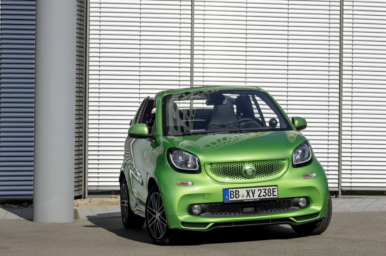 Smart Fortwo Electric Drive 2017-exterior-0