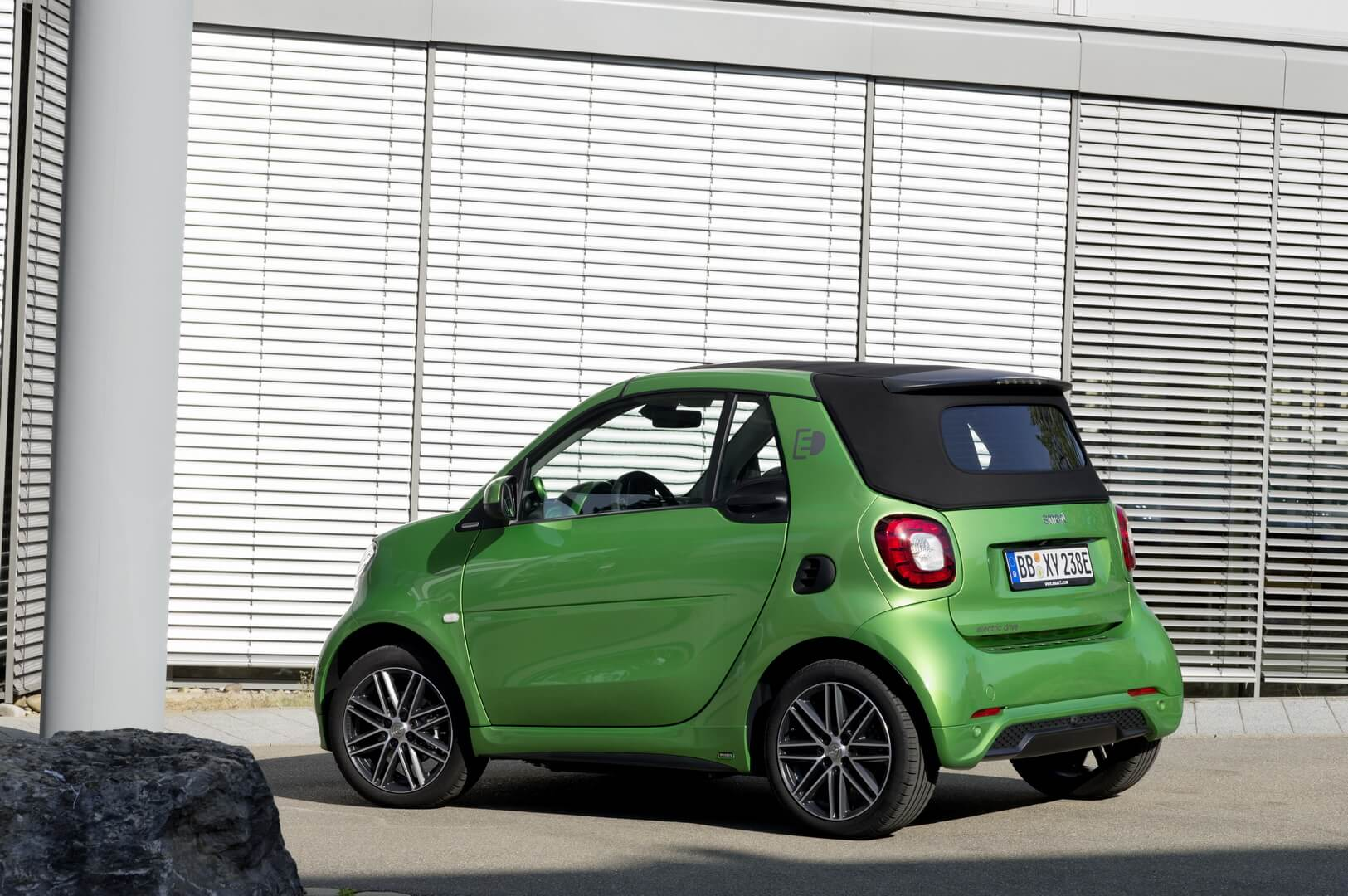 Smart Fortwo Electric Drive 2017-exterior-3
