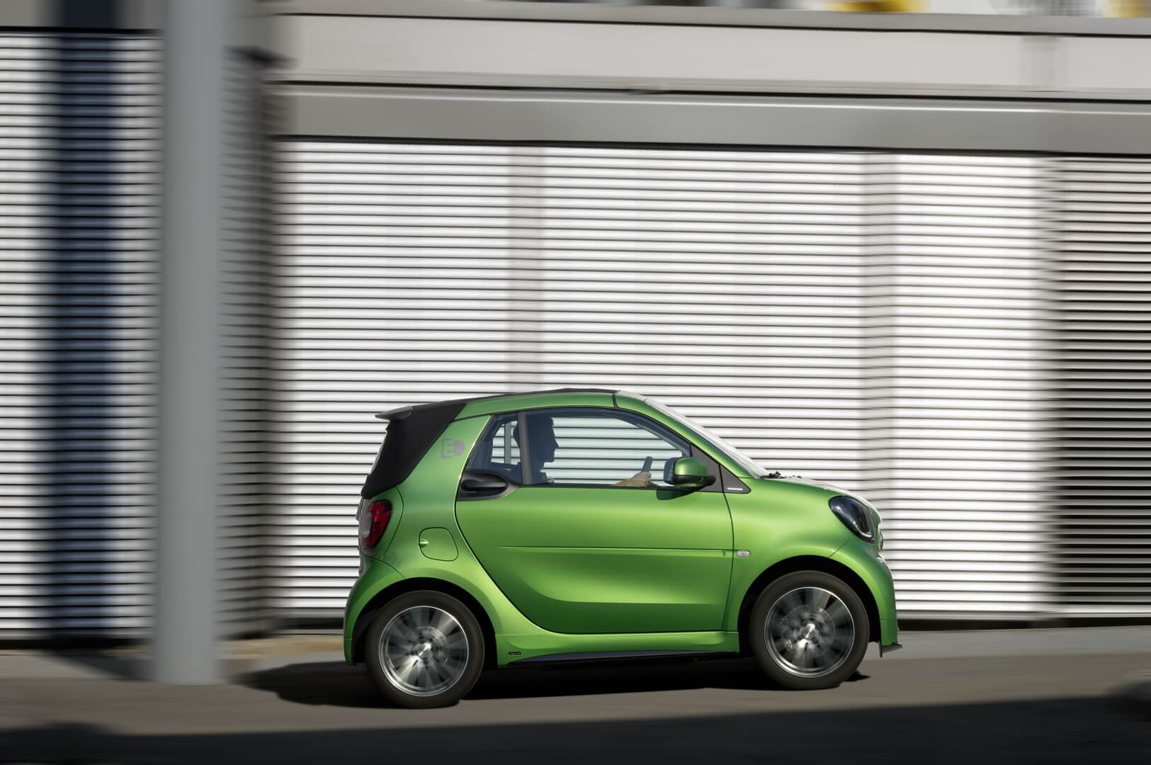 Smart Fortwo Electric Drive 2017-exterior-6